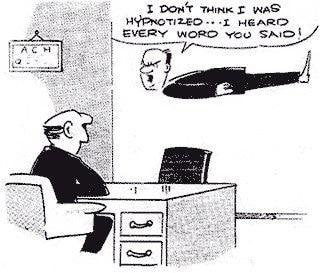 L'hypnose: dans quels cas ?